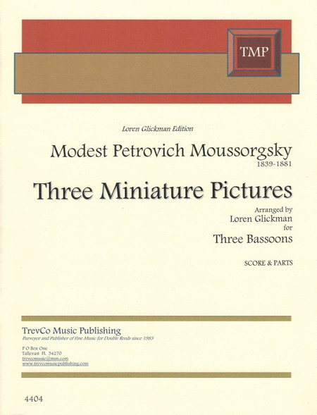 3 Miniature Pictures