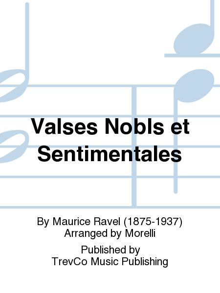 Valses Nobls et Sentimentales