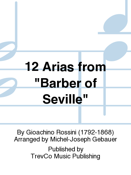 12 Arias from