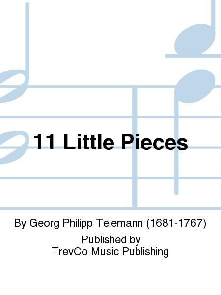 11 Little Pieces