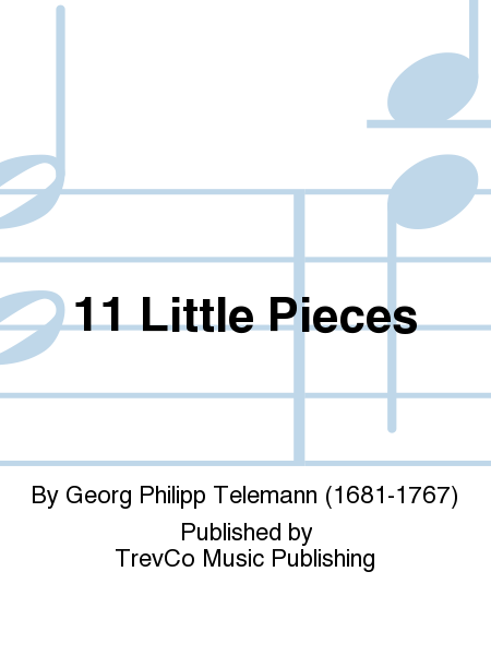 11 Little Pieces