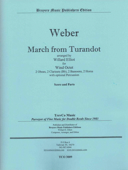 March from Turandot