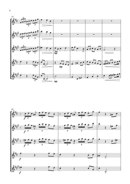 God Rest Ye Merry Gentlemen - for Saxophone Quartet
