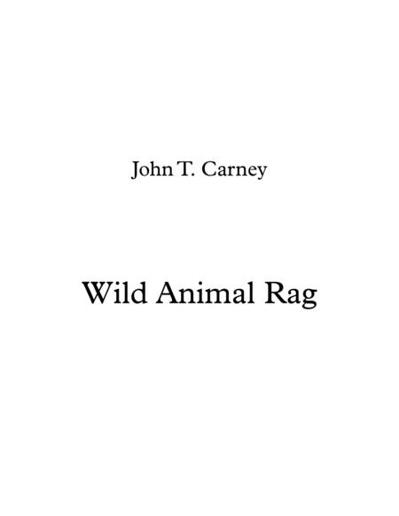 Wild Animal Rag