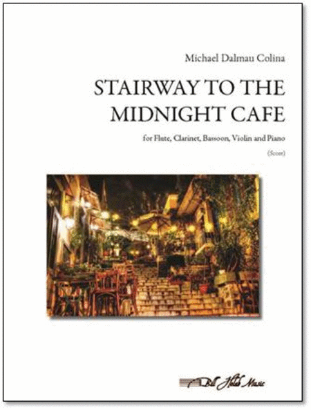 Stairway to the Midnight Cafe
