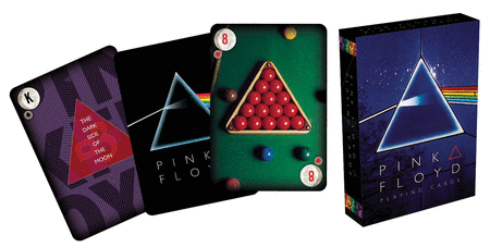 Pink Floyd - Dark Side of the Moon - Playing Cards