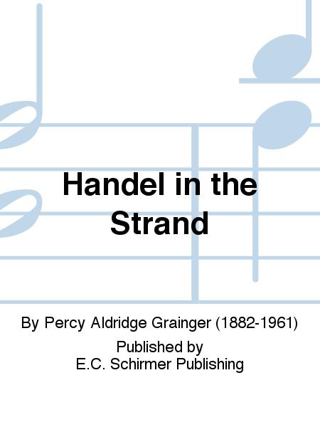 Handel in the Strand (E-flat Clarinet Part)