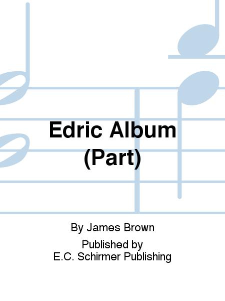 Edric Album (Cello-Bass Part)