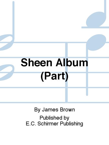 Sheen Album (Cello Part)
