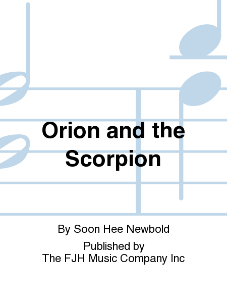 Orion and the Scorpion
