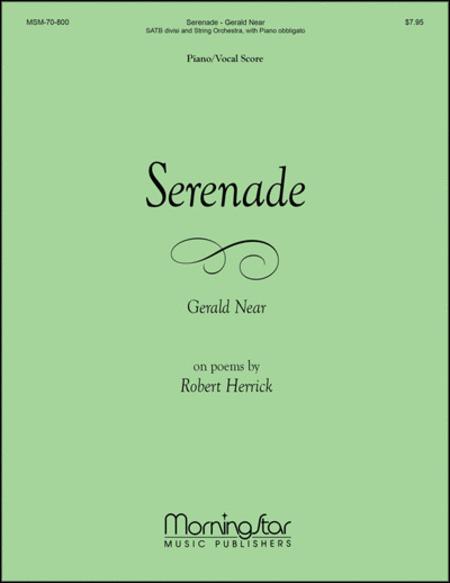 Serenade (Choral Score)