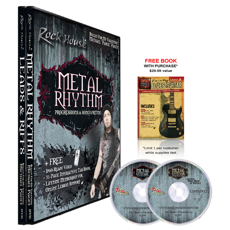 Michael Paget of Bullet for My Valentine DVD Collection