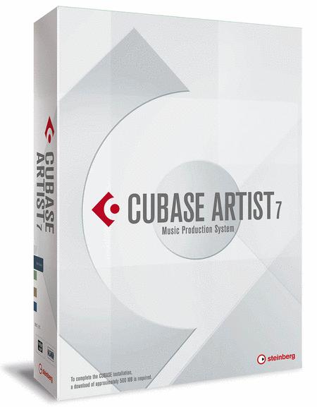 Cubase Artist 7