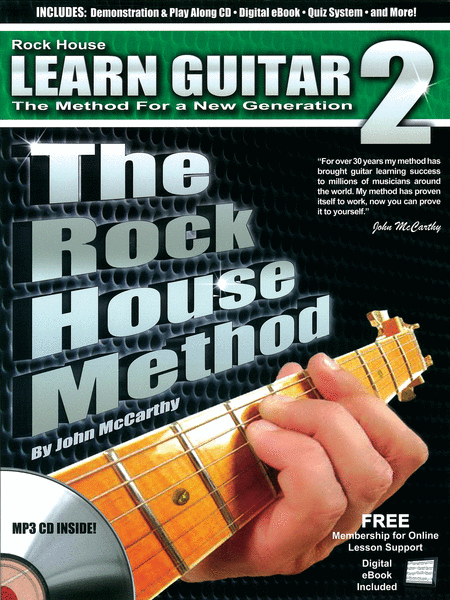 The Rock House Method: Learn Guitar 2