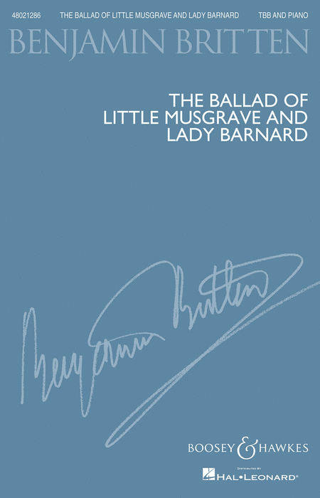 The Ballad of Little Musgrave and Lady Barnard