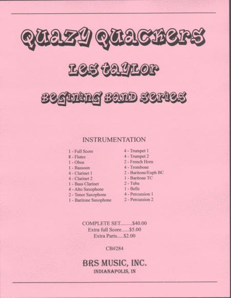Quazy Quackers