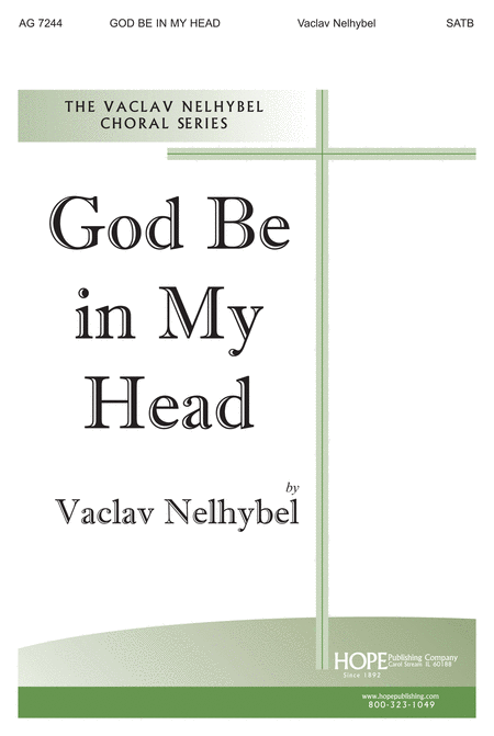 God Be In My Head