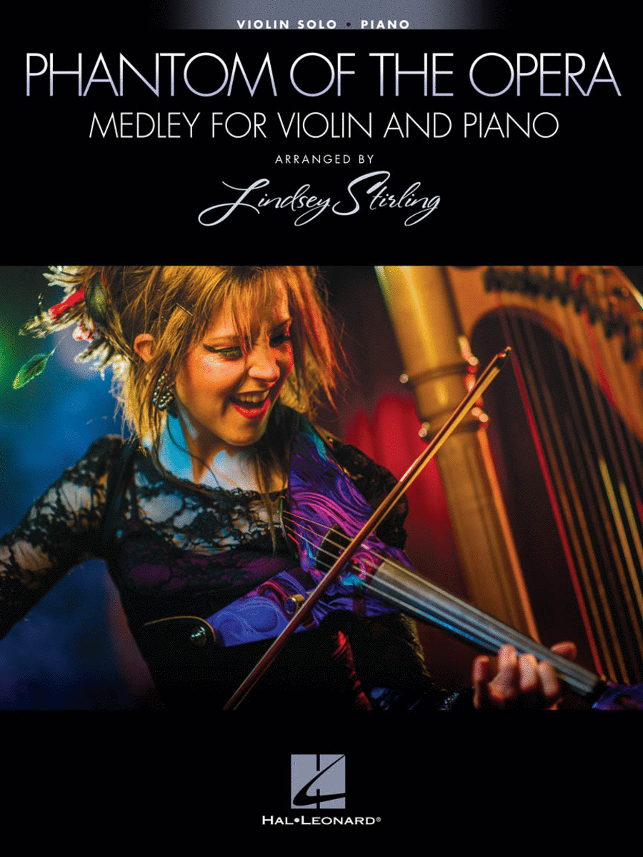 The Phantom of the Opera - Medley for Violin and Piano