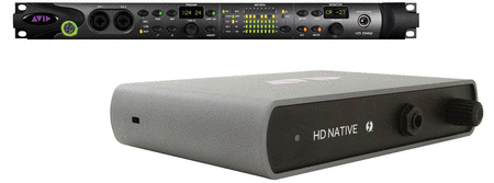 Pro Tools HD Native Thunderbolt