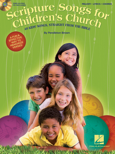 Scripture Songs for Children's Church