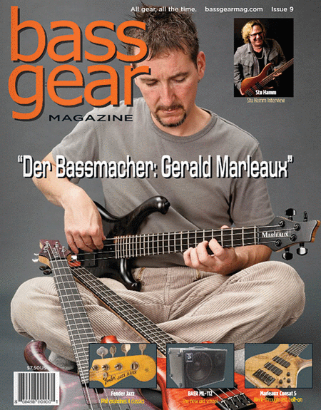 Bass Gear Magazine - Issue #9