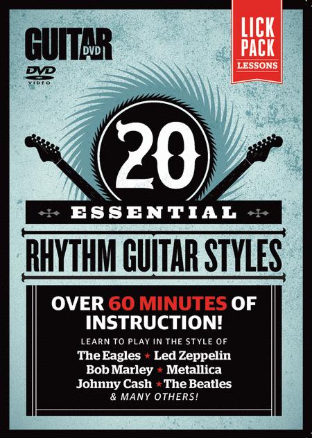 Guitar World -- 20 Essential Rhythm Guitar Styles