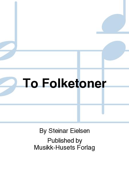 To Folketoner