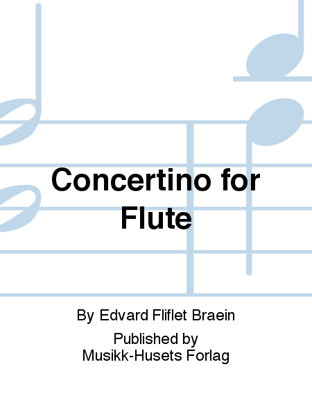 Concertino for Flute