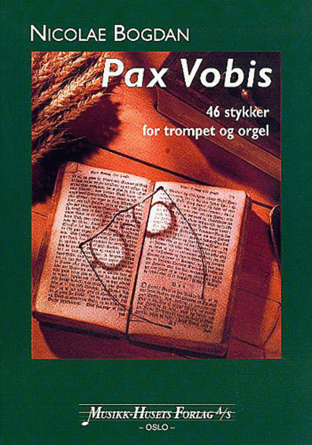 Pax Vobis for Trompet og Piano/Orgel.