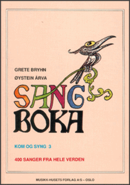 Sangboka Kom og Syng 3
