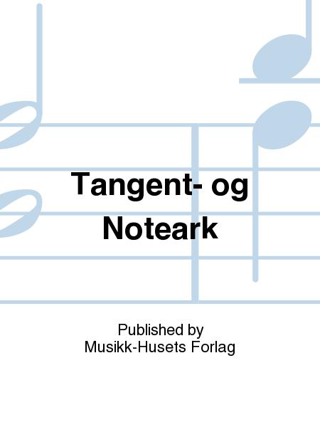 Tangent- og Noteark