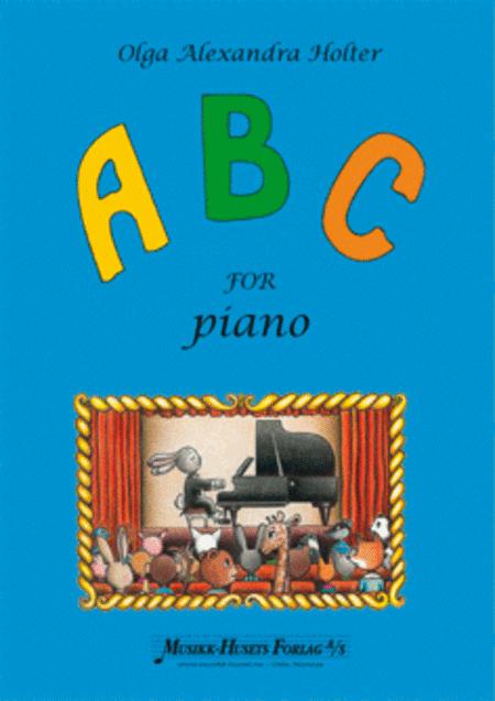 ABC for Piano, Del 2