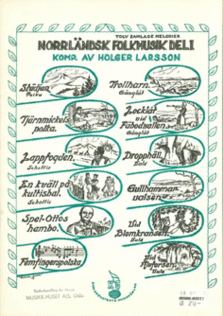Norrlandsk Folkmusik Del 1