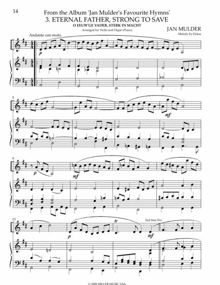 O Eeuw'ge Vader Sterk In Macht - Orgel Solo