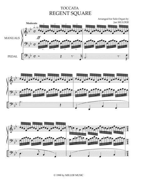 Regent Square - Solo Organ