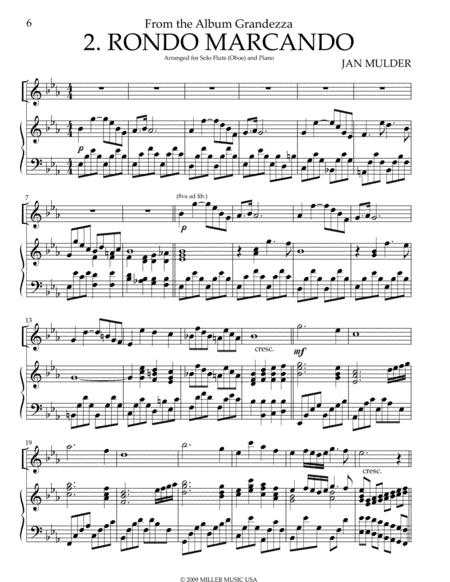 Rondo Marcando - Oboe & Piano