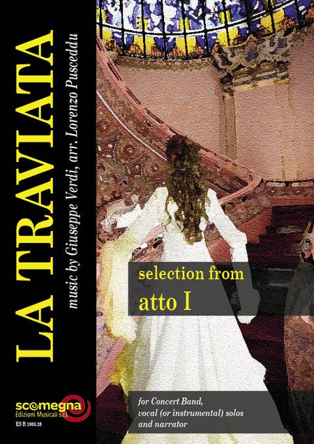 La Traviata - Act 1 (Study Score)