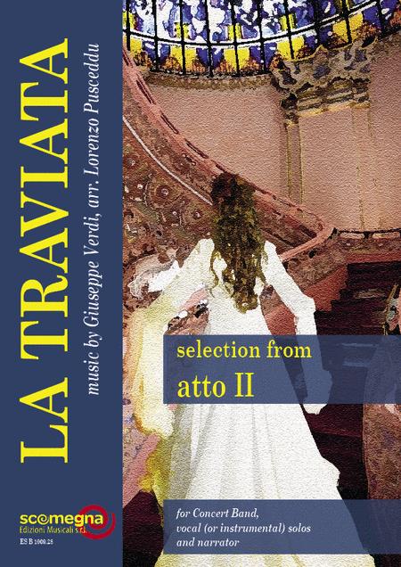 La Traviata - Act 2 (Study Score)