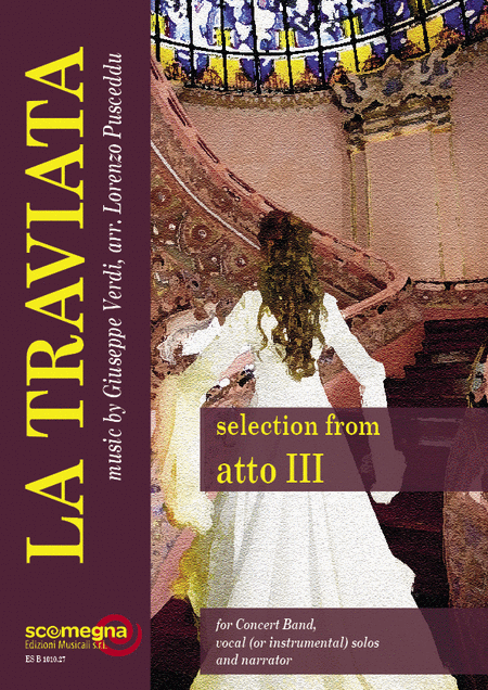 La Traviata - Act 3 (Study Score)