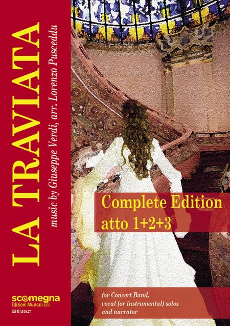 La Traviata - Complete Edition (Act 1+2+3)