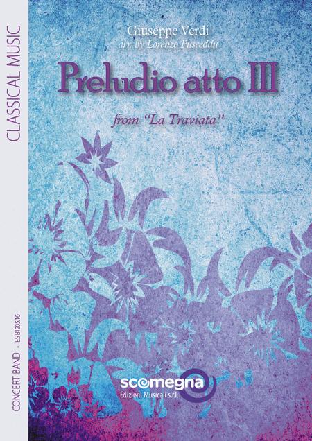 La Traviata - Preludio Act 3