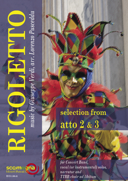 Rigoletto - Act 2&3 (Study Score)