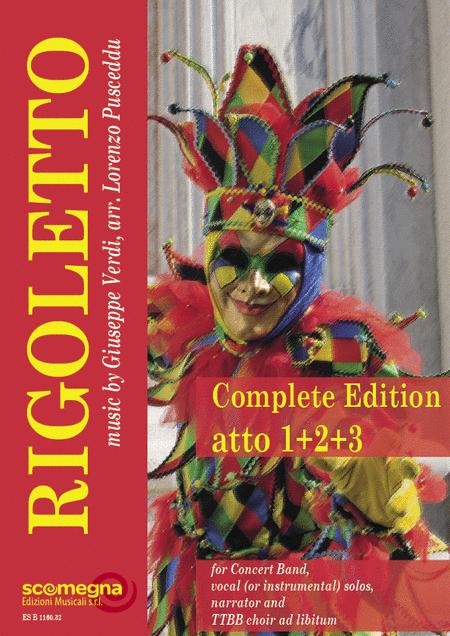 Rigoletto - Complete Edition (Act 1+2+3)