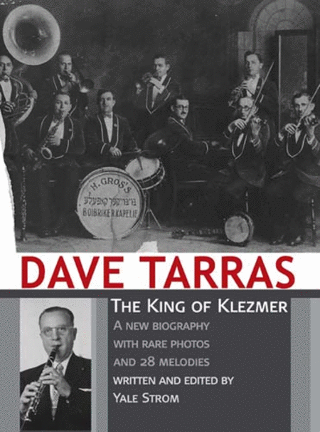 Dave Tarras-The King of Klezmer