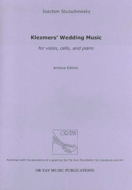 Klezmers' Wedding Music