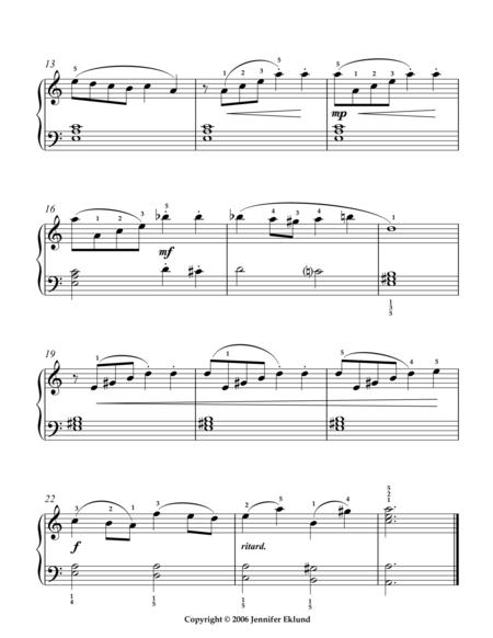 Vivaldi Violin Concerto in A Minor (Arr. for Intermediates)