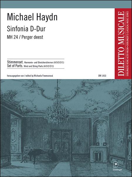 Sinfonia D-Dur MH 24/Perger deest
