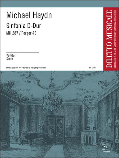 Sinfonia D-Dur MH 287/ Perger 43