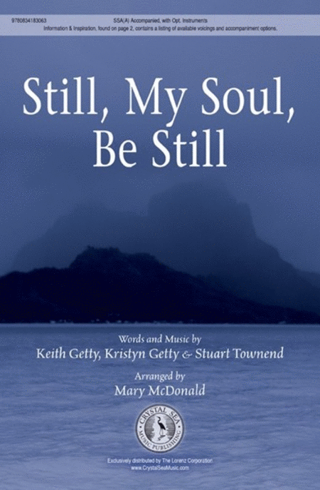 Still, My Soul, Be Still