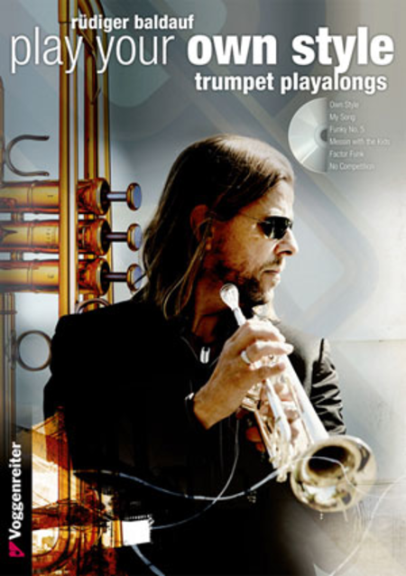 Play Your Own Style: Trumpet Playalongs